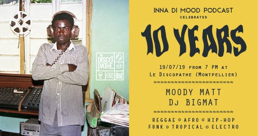 10 years of INNA DI MOOD Podcast