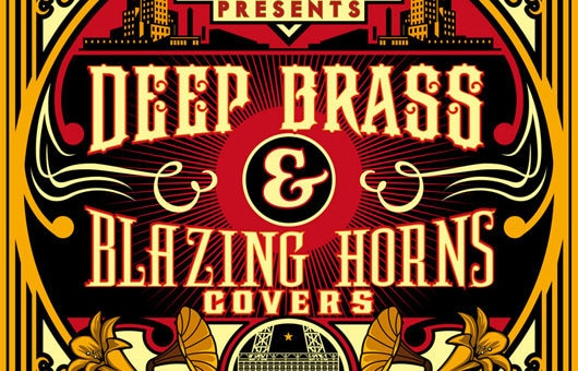 Paris DJs Sound System presents - Deep Brass & Blazing Horns Covers