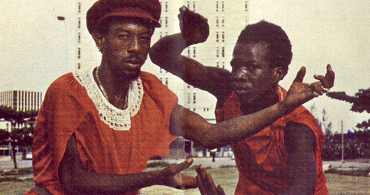 "Henry ""Junjo"" Lawes & Barrington Levy"